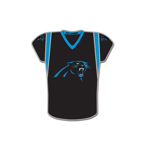 Carolina Panthers Team Jersey Cloisonne Pin