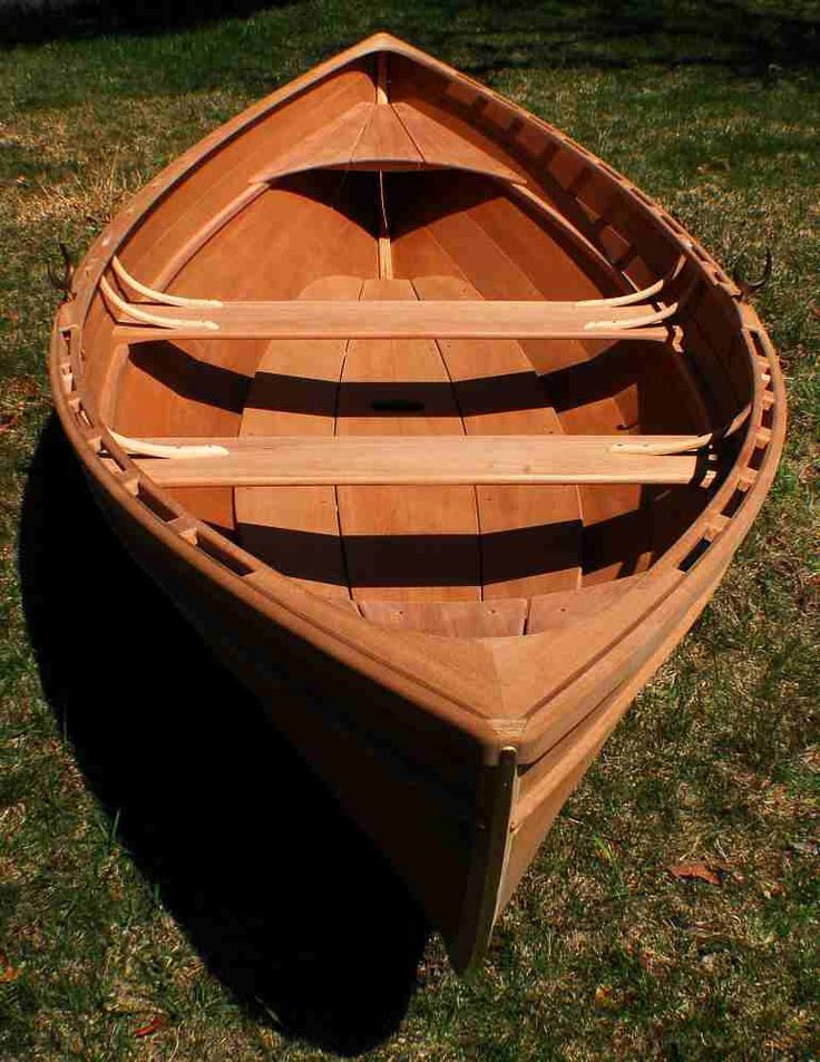 Build Your Own Wooden Kayak - WoodWorking Projects & Plans