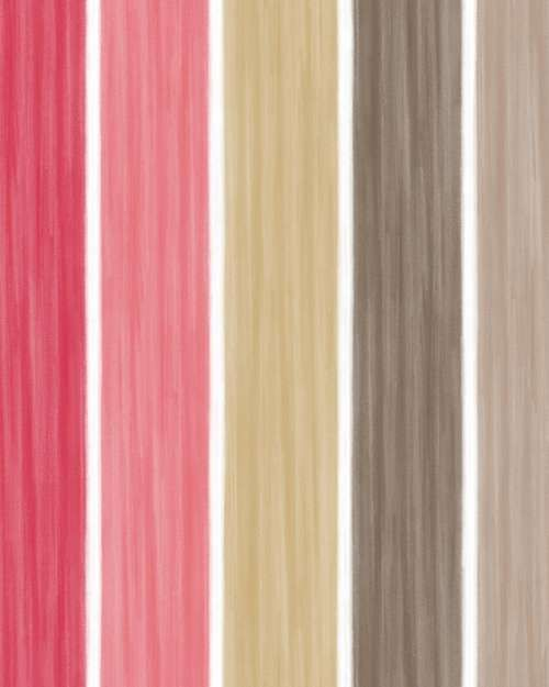 Perdele si draperii :: Tesaturi (metraj) :: Tesatura draperie Rania Raya Panama roz, gri