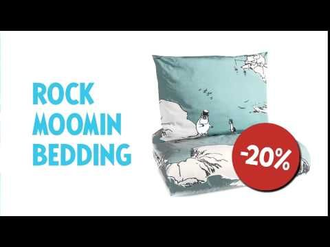 We're celebrating the Moomin's 70th anniversary with new surprises every day in November! Visit bit.ly/moomin70 to see more!