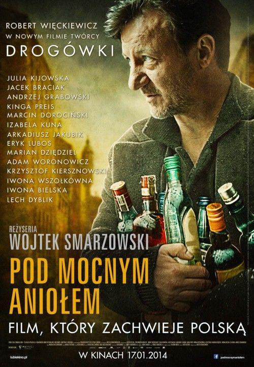 Pod Mocnym Aniołem (2013) #podmocnymaniolem #robertwieckiewicz #wojciechsmarzowski #kinoatlantic