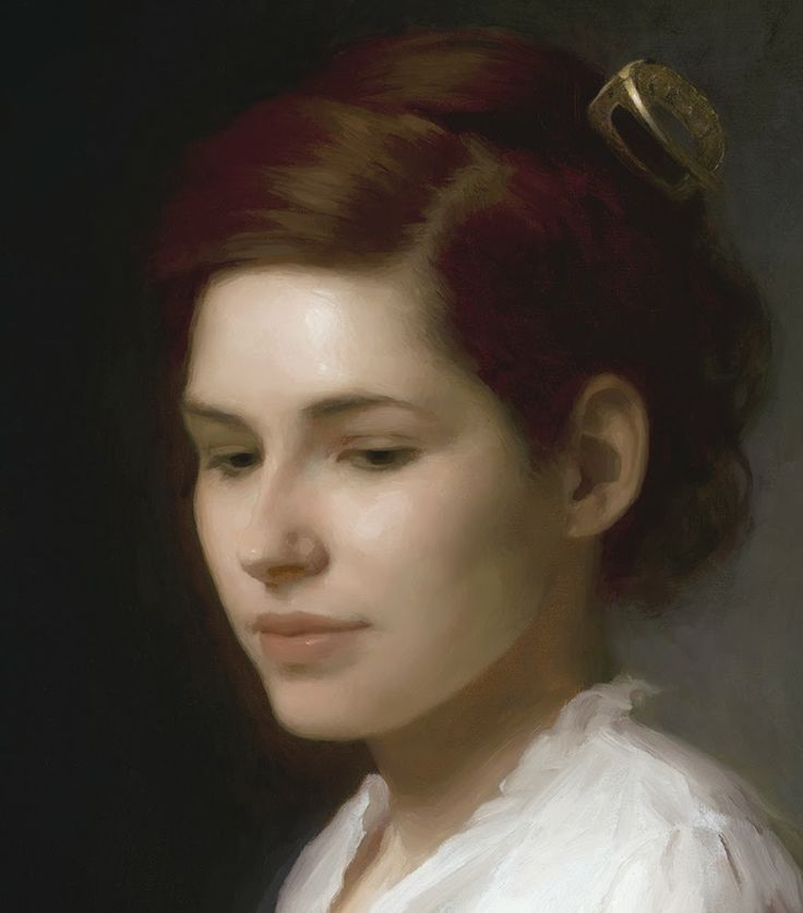 ✍ Adrian Gottlieb ~ American Portrait painter   Tutt'Art@   Pittura * Scultura * Poesia * Musica  