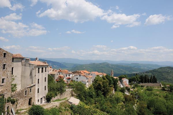 croatia countryside
