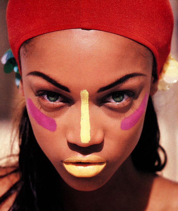 Tyra Banks Teenager: 95 Best Images About Model Muse: Tyra Banks On Pinterest