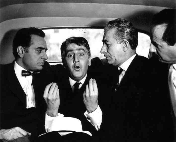 Η Γυνή να Φοβήται τον Άνδρα [1965]