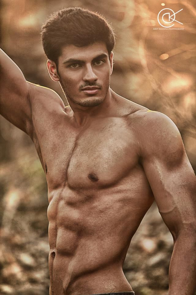 Ankit Arora Hot Indian Model Amit Khanna Photos  Indian -2232