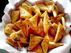 Syrové trojuholníčky