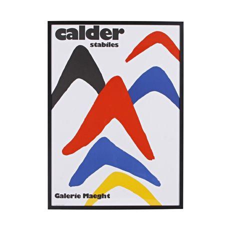 アレクサンダー・カルダー 「スタビール」: アート・オブジェ デザイン家具 インテリア雑貨 - IDEE SHOP Online