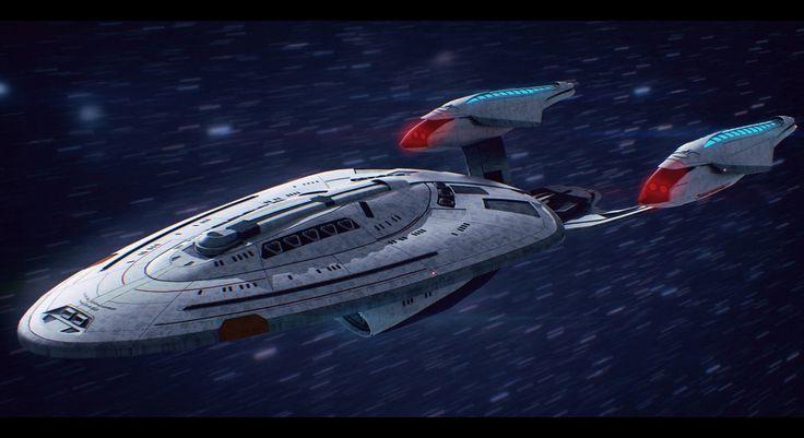 Star Trek USS Concord
