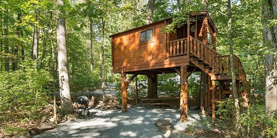 This Little Known Camping Resort In Pennsylvania Will Be Your New Favorite Summer Destination