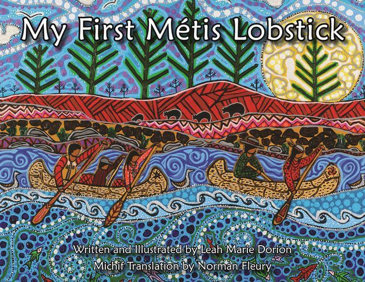 My First Metis Lobstick
