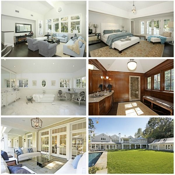 inside+Harrison+Ford's+house+in+Brentwood+2