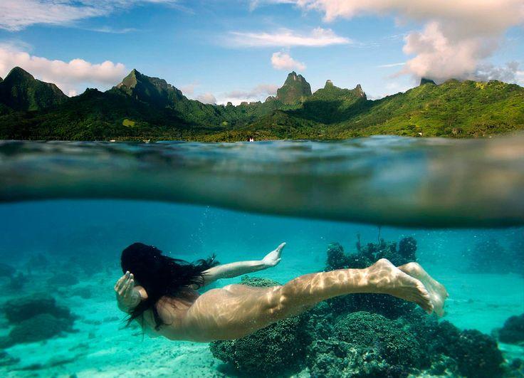 Photograph tahitian beauty by richard kohler on 500px