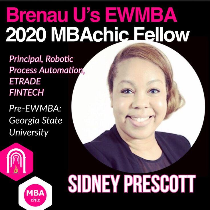 Announcing brenau universitys 2020 mbachic fellows