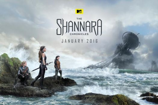 Las crónicas de Shannara - Serie de estreno - El Blog de Viper