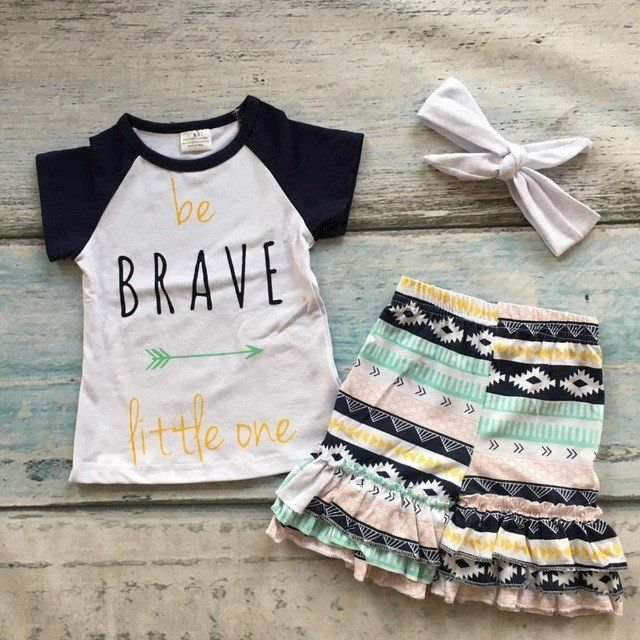 Be Brave Little One SET