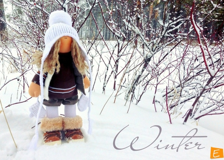 Куклы - Кукла Winter   Eksklyuziff.com