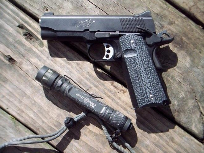 Loaded Kimber Pro Carry II Found in a River - The Firearm BlogThe Firearm Blog