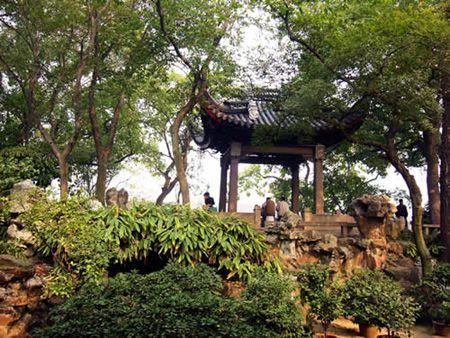 Przy projektowaniu ogrodu zgodnie z zadami feng shui należy zwrócić uwagę na kierunek przemieszczania się po ciągu pieszych. Ma to niebywałe znaczenie dla przepływu energii wewnątrz ogrodu, która ma zasilić swoją energią całą posesję. Jakość energii uzależniona jest od kompozycji roślin oraz ukształtowaniu terenu.