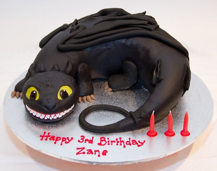8 Best Images About How To Train Your Dragon Cake On