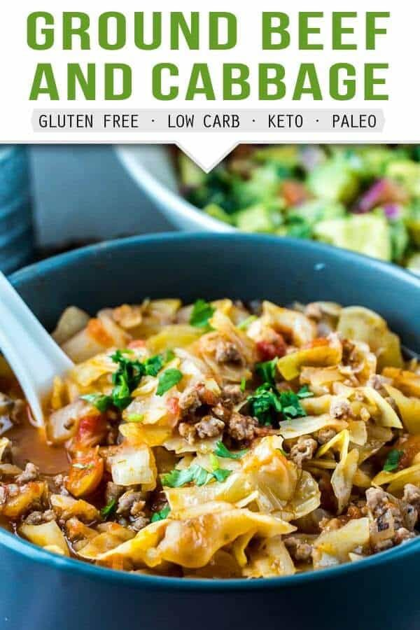 Ground Beef And Cabbage Recipe In 2020 Easy Paleo Dinner Recipes Beef Recipes Recipes