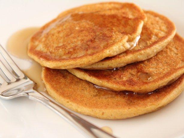 Vegan Pumpkin Pie Pancakes Recipe - Food.com