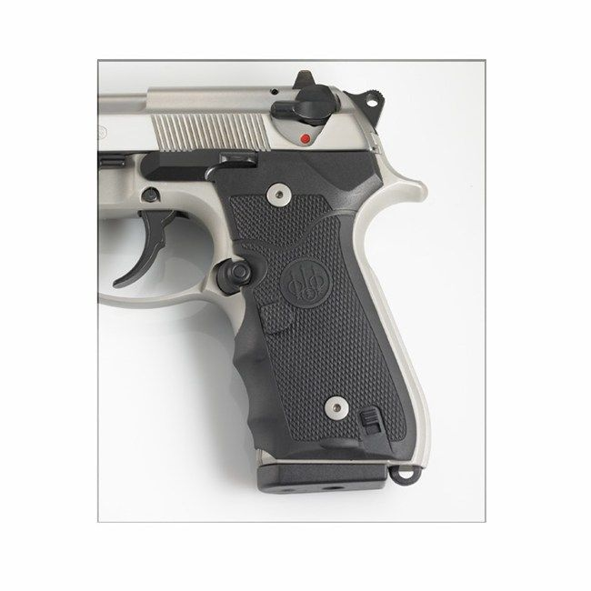Beretta 92/ Series Over Mold Laser Grips