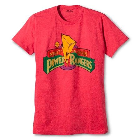 Men's Power Ranger T- Shirt : Target