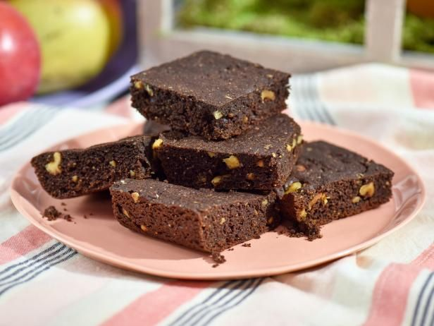 Nut Butter Brownies Recipe from Food Network