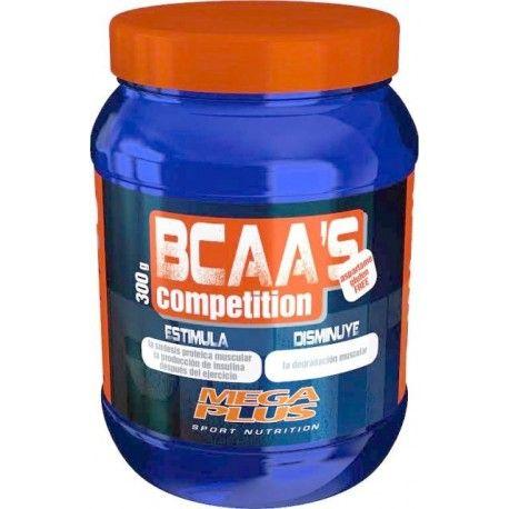 BCAA'S COMPETITION POLVO 300G 27,90 € Los aminoácidos ramificados, L-isoleucina, L-leucina, L-valina denominados BCAA, pertenecen a la serie de los ocho aminoácidos esenciales. Los BCAA son capaces de incrementar la síntesis de proteína muscular en ciertas condiciones, al mismo tiempo que ayudan a reducir la acumulación de amoníaco en el cuerpo durante especiales situaciones de carga, y es por ello que neutralizan un cansancio prematuro. En resumen podemos decir que el desarrollo muscular…