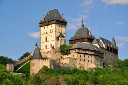 Královský hrad Karlštejn