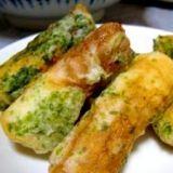 冷めてもサクサク美味しい、定番ちくわの磯辺揚げ レシピ・作り方 by 青色カエル|楽天レシピ