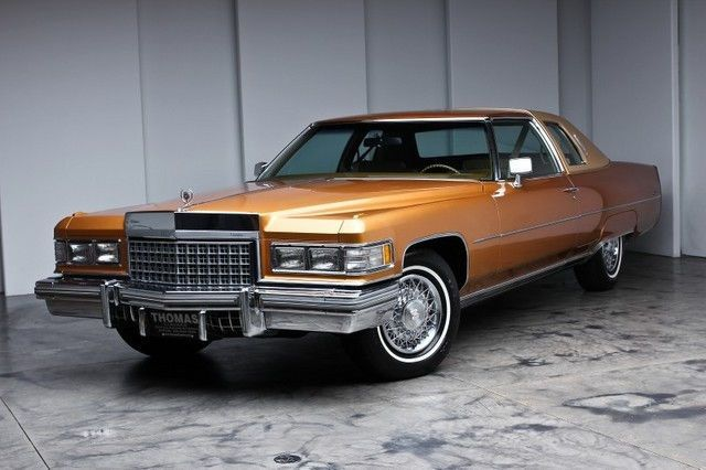 1976 cadillac coupe deville james and lucas pinterest. Cars Review. Best American Auto & Cars Review