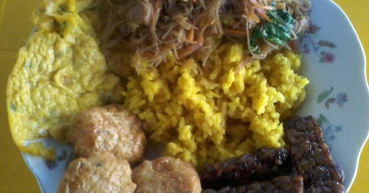 Resep Nasi uduk favorit.