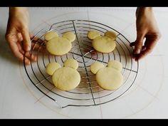 Galletas decoradas de Minnie ¡Sin cortador! Por Sabor de Fiesta. - YouTube