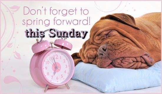 Spring Forward This Sunday Quotes Quote Spring Forward