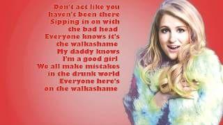All comments on Meghan Trainor - Walkashame lyrics - YouTube