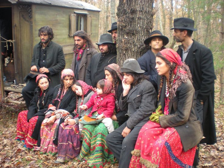Romani. Gypsies are the largest ethnic minority group in Europe.