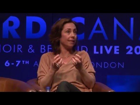 Sofie Gråbøl Q&A with Emma Kennedy at Nordicana 2015