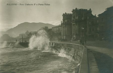 Palermo, Foro Umberto e Porta Felice