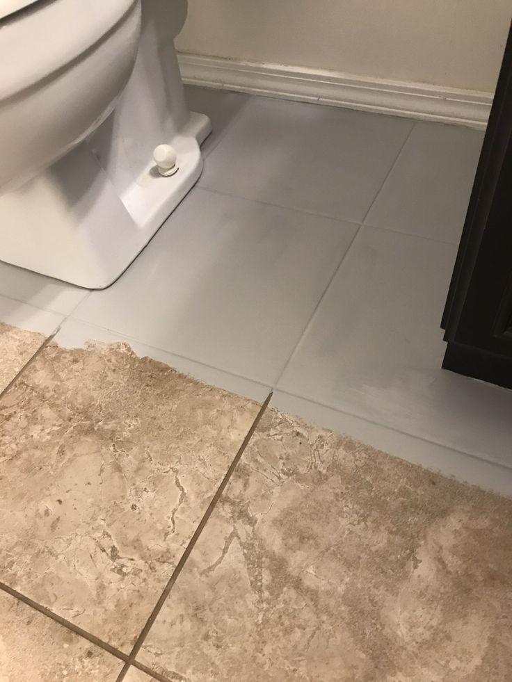 How to Paint Tile Floors - arinsolangeathome
