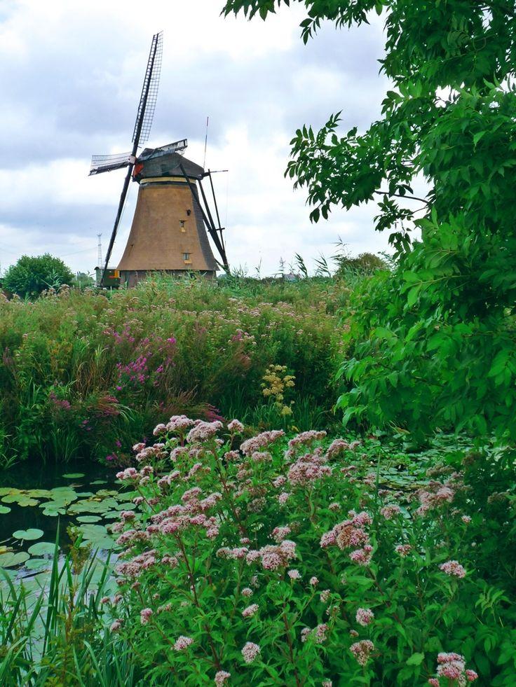 Kinderdijk, Netherlands (by STEHOUWER AND RECIO)
