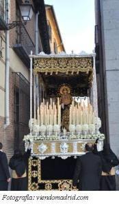 La Semana Santa en Madrid - Turismo religioso. Tradiciones populares: procesiones, saetas, gastronomía, etc.