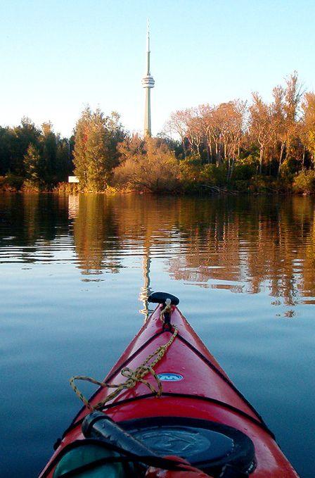 Toronto Island: the ultimate outdoor retreat°°