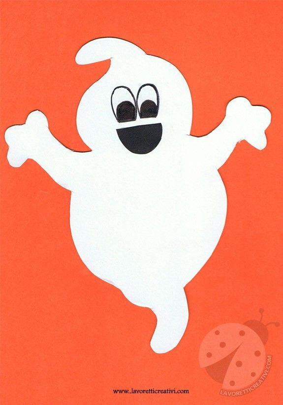 Decorazione di Halloween – Fantasma