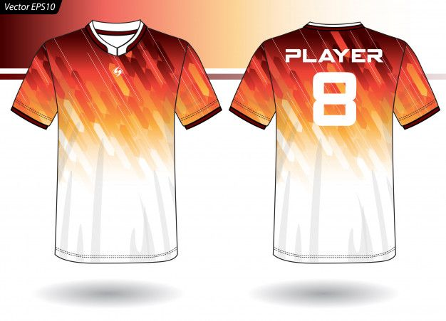 Download Sports Jersey Template For Team Uniforms Sport Shirt Design Team Uniforms Sports Shirts