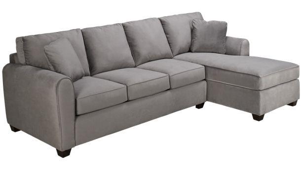 Living Room Sets Jordans bauhaus-marie-marie 2 piece sectional - jordan's furniture