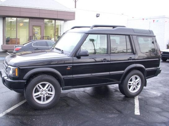 2004 Land Rover Discovery Series II SE7 $9,990