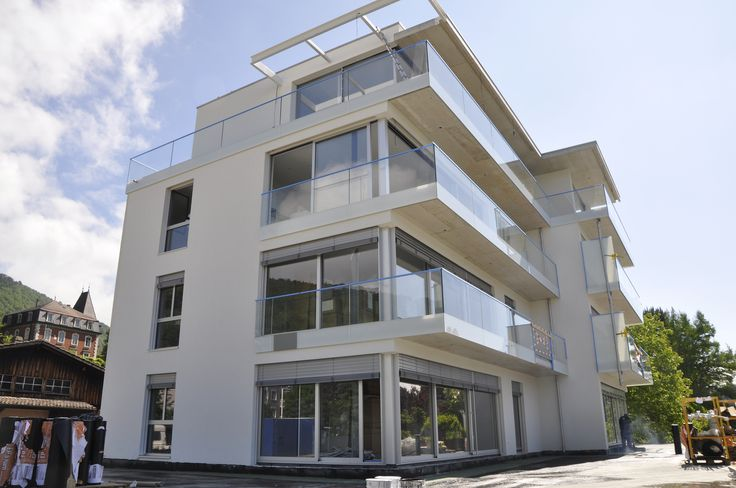 https://flic.kr/p/HMBCL8 | Immeuble J.-L. Frei | 2520 La Neuveville