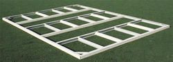 10'W x 8'D Foundation Kit